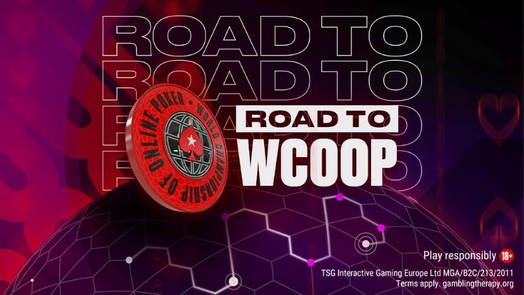 Pokerstars va acorda tichete WCOOP in valoare totala de $1.000.000 in cadrul promotiei Road To WCOOP
